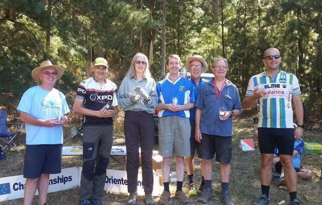 Vic MTBO Champs 19 Mar 2017 Barkstead
