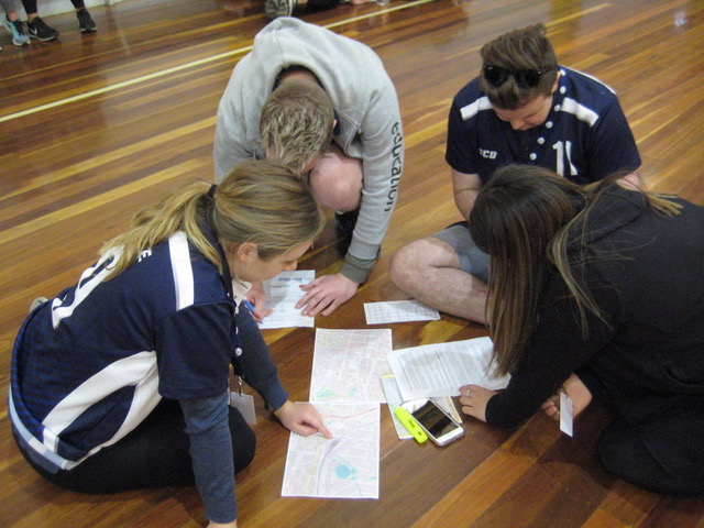 Teachers Games aMAZEing Ballarat
