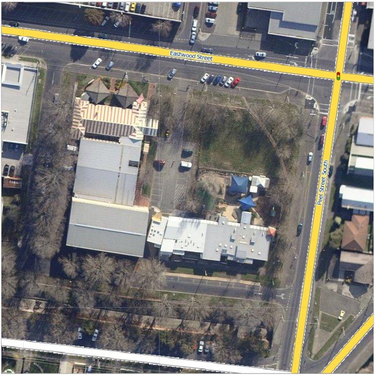 Aerial View of ELC