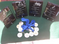 2012 MTBO medals and plaques