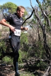 Ultra Long - Nick Hann on the run