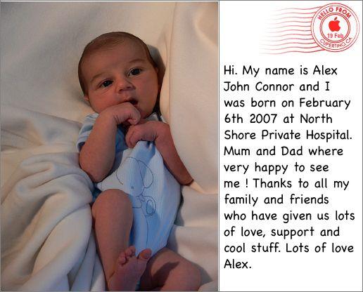 Alex Connor